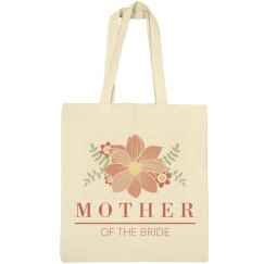 Floral Mother Of The Bride Design