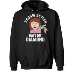 Bride Diamond Emoji