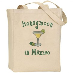 Honeymoon in Mexico Tote