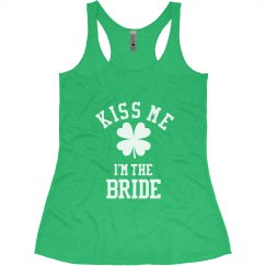 Kiss Me Irish Bride