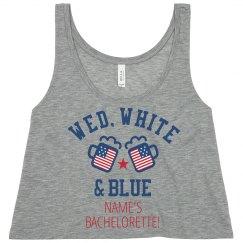 Wed, White, & Blue Blachelorette