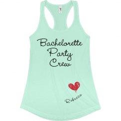 Bachelorette Party Tank Top
