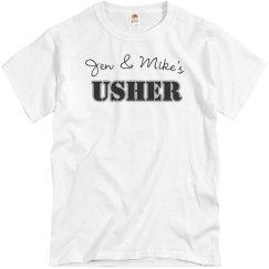 Jen & Mike's Usher