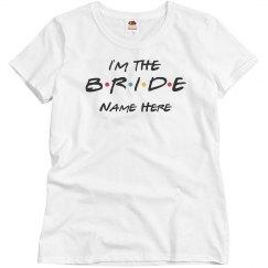 Friend's Bride