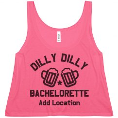 Custom Dilly Dilly Spring Breakers