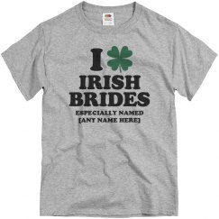 This Groom Loves Irish Brides