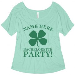 Lucky St. Patrick's Day Party