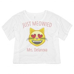 Just Meowied Cat Emoji