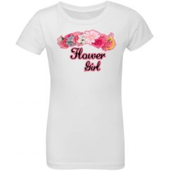 Flower Girl Shirt