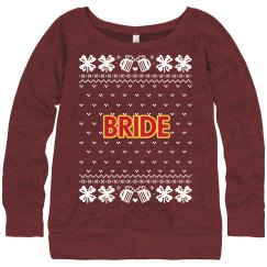 Ugly Christmas Bride
