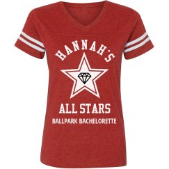 All Star Baseball Bachelorette