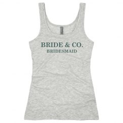 Bride And Co Girls Maid