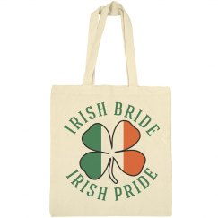 Irish Bride Irish Pride Gift Bag
