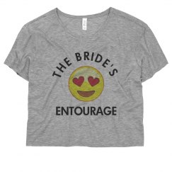 Emoji Bride's Entourage