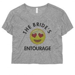 Emoji Bride's Entourage