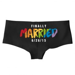Finally Gay Married