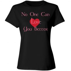 No One Can Live You Better