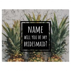 Unique Bridesmaid Proposal Gift