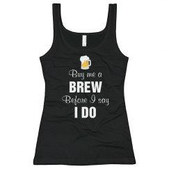 Buy Me A Brew Tee