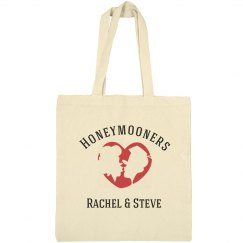 Tote Bag for honeymoon couples