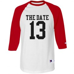 Save The Date His Tee