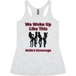 brides entourage shirt