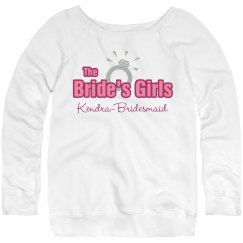 Brides's Girls Sweatshirt