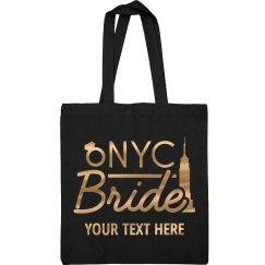 Metallic NYC Bridal Celebration