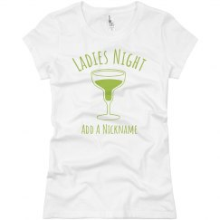 Ladies Night Bachelorette