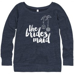 Bridesmaid Sweatshirts