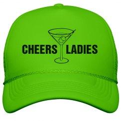 Martini Cheers Ladies