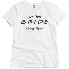 Friends Theme I'm the Bride