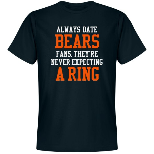Dating a bears fan