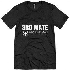 3rd Mate Groomsman
