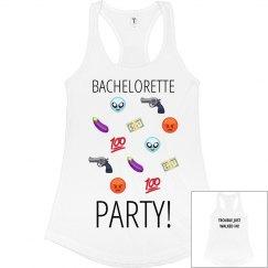 Bachelorette Party Emojis