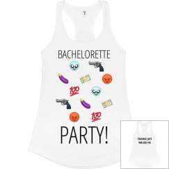 Bachelorette Party Emojis