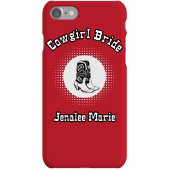 Cowgirl Phone Case