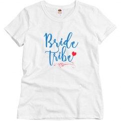 Bride Tribe Tshirt