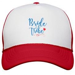 Bride Tribe Hat