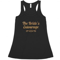 The Bride's Entourage Gold