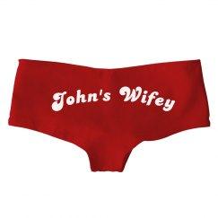 John's Wifey
