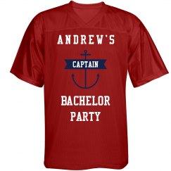 Nautical Bachelor Party