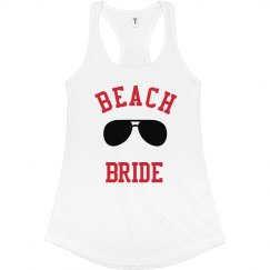 Beach Bride Relaxed Tank