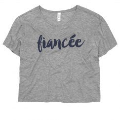 Fiancee Trendy Script