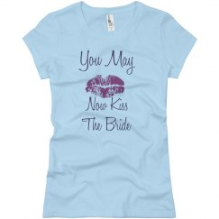 Kiss The Bride Tee
