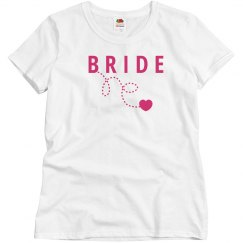 Heart Trail Bride