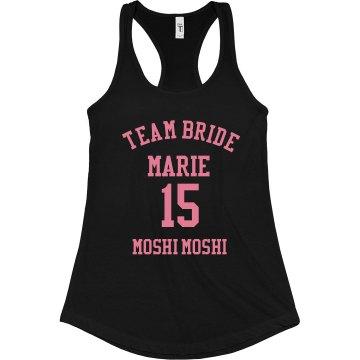 15 Marie Nickname Tank
