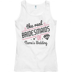 The Real Bridesmaids of Name