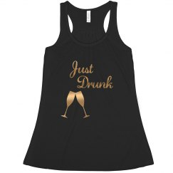 Drunk bridesmaid tank top