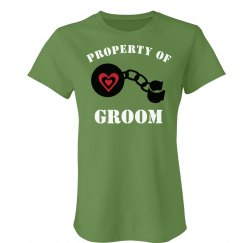 Property Of Groom